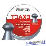Пули пневматические JSB EXACT Diabolo 4,5 мм 8,44 гран (500 шт.)