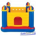 Игровой центр батут Замок Intex 48259