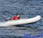Лодка надувная Badger Fishing Line 300 W