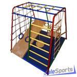 Детский спортивный комплекс Вертикаль Веселый малыш Maxi