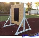 Забор спортивный