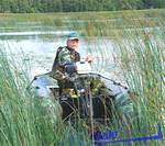 Лодка надувная Badger Hunting Line 400 WP