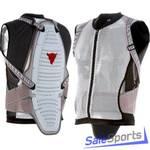 Защита Dainese Action Vest White-Black