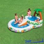 Игровой центр-бассейн Intex 57467 (305х198х135см)