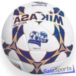 Мяч футбольный Mikasa PKC 55 BR-2