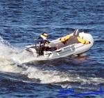 Лодка надувная Badger Fishing Line 390 AD