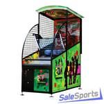 Интерактивный автомат Wik Kids Basketball с жетоноприемником