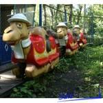 Детская железная дорога Караван, ОптоСиб