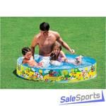 Детский жесткий бассейн Intex 58451 (152х25см)
