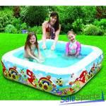 Детский надувной бассейн Polygroup P17-0250 (146x146x41см)