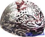 Силиконовая шапочка Atemi PSC425 Леопард