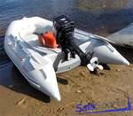 Лодка надувная Badger Fishing Line 270 AD