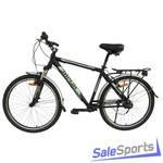 Велосипед Alpine Bike карданный мужской