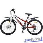 Велосипед Racer 24-111 disk