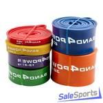 Комплект из 6 резиновых петель, Band4power