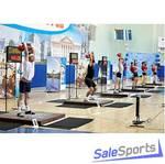 Помост для гиревого спорта соревновательный, КМ Спорт