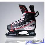 Коньки хоккейные раздвижные Larsen Power