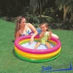 Детский надувной бассейн Intex 57104 (86х86х25см)