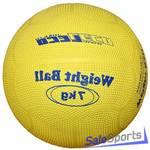 Мяч для атлетических упражнений резиновый 7 кг Leco т2223