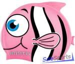 Шапочка для плавания детская Atemi FC104