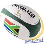 Мяч для регби Gilbert RWC2011 Flag South Africa