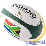 Мяч для регби Gilbert RWC2011 Flag South Africa