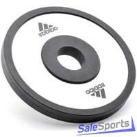 Весовые диски Adidas (15 кг, 50 мм), ADWT-10223